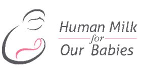 Human Milk Bank Logo