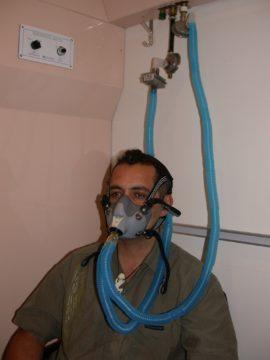 HBOT treatment